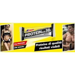 Pro Action Protein bar 38 %
