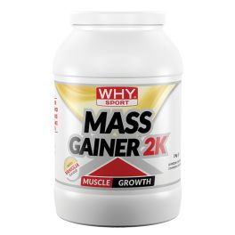 Why Sport Mass Gainer 2 kg