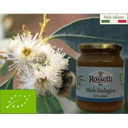 Apicoltura Rossetti Miele di Eucalipto BIO 1 kg