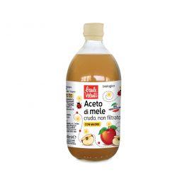 Baule Volante Aceto di mele non filtrato BIO 500 ml