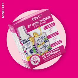 Proaction Pink Fit Kit Azione Intensiva