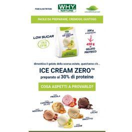 Why Nature Ice Cream Zero 200 g
