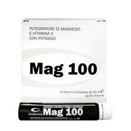 Anderson Mag 100 - 10 fiale da 25 mL